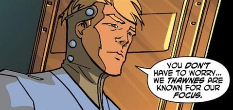 Doctor Thawne (Hush Beyond)