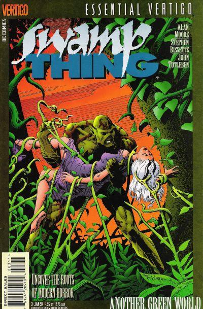 Essential Vertigo: Swamp Thing Vol 1 3