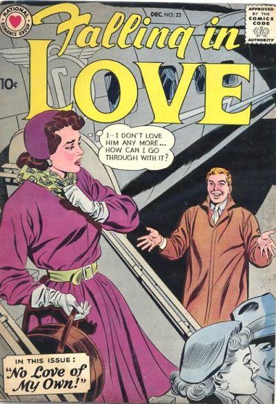 Falling in Love Vol 1 23