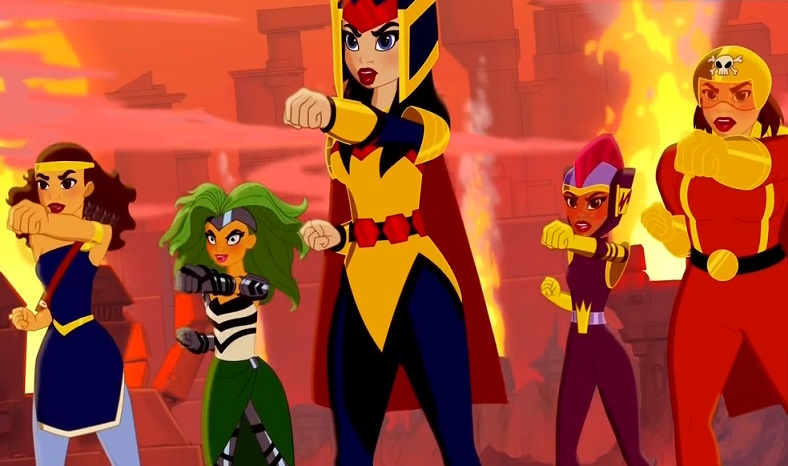 Female Furies (DC Super Hero Girls)