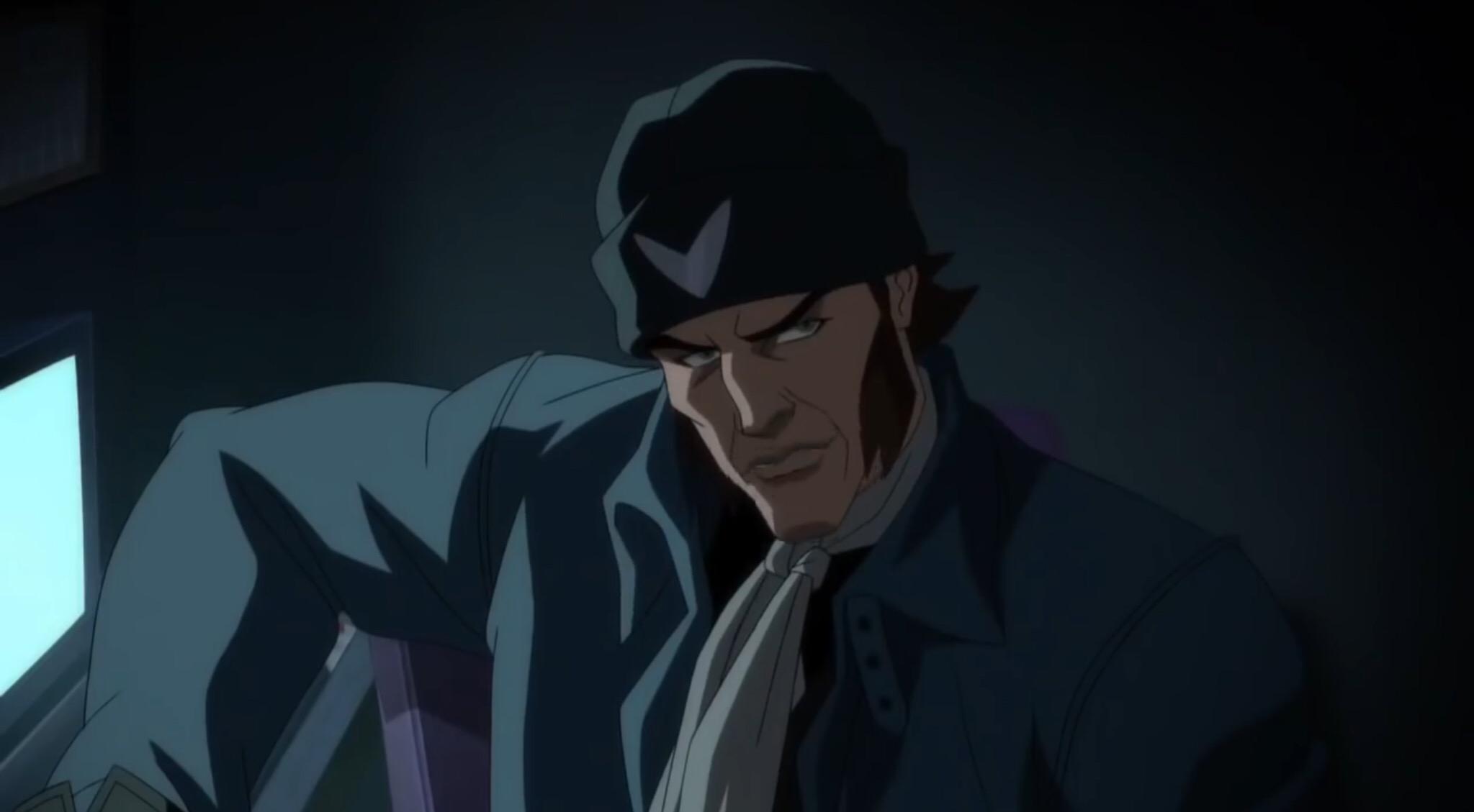 George Harkness (DC Animated Movie Universe)