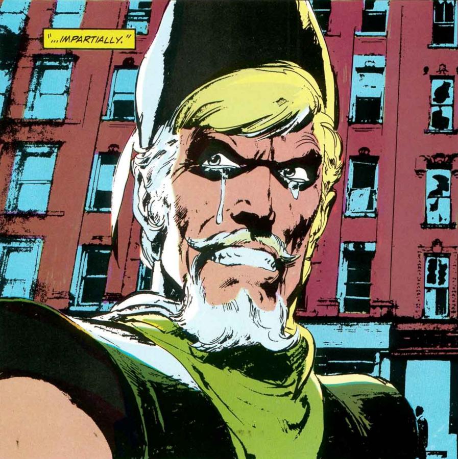 Green Arrow Villains