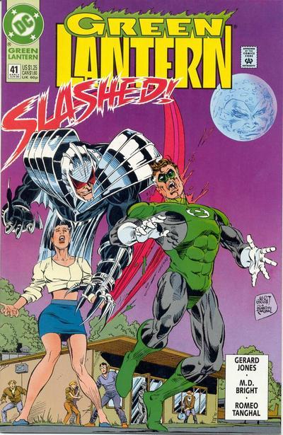 Green Lantern Vol 3 41