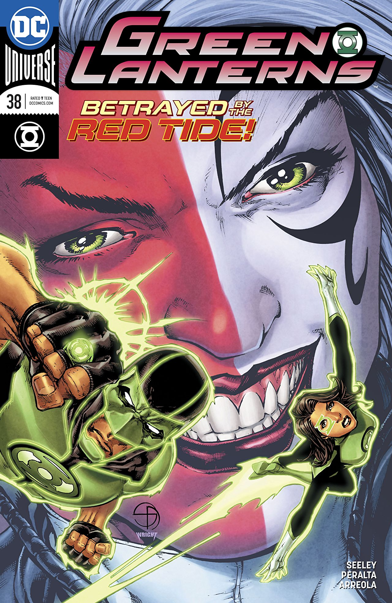 Green Lanterns Vol 1 38