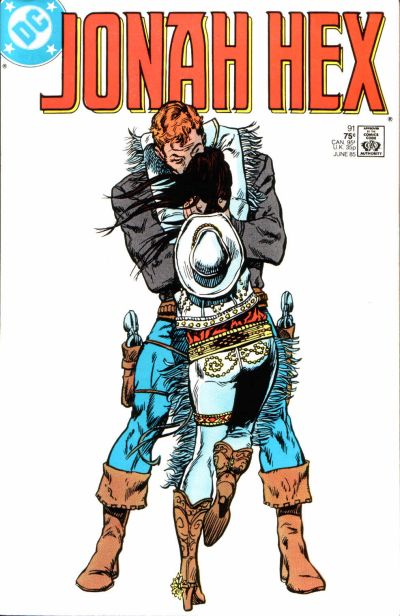 Jonah Hex Vol 1 91
