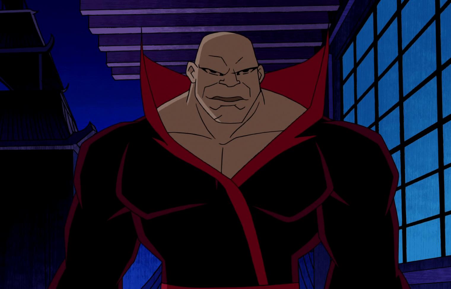 Katarou (Teen Titans TV Series)