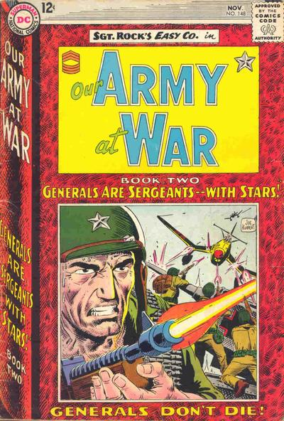 Our Army at War Vol 1 148