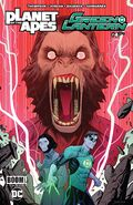 Planet of the Apes Green Lantern Vol 1 4