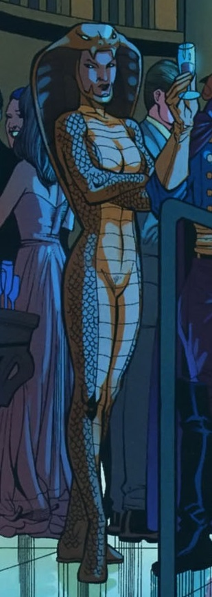 Queen Cobra (New Earth)