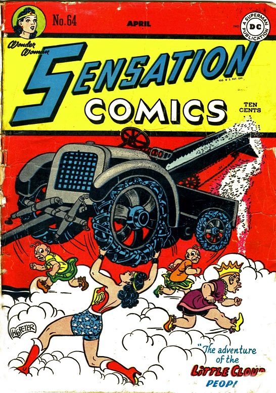 Sensation Comics Vol 1 64