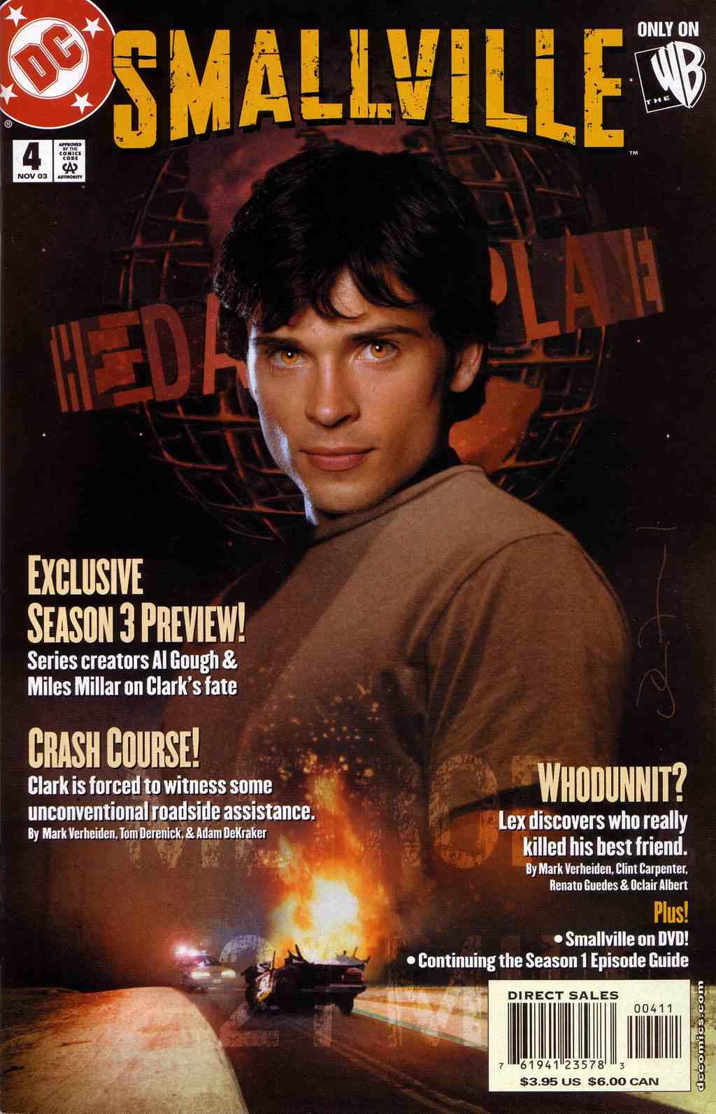 Smallville Vol 1 4