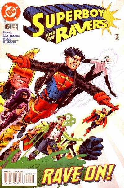 Superboy and the Ravers Vol 1 15
