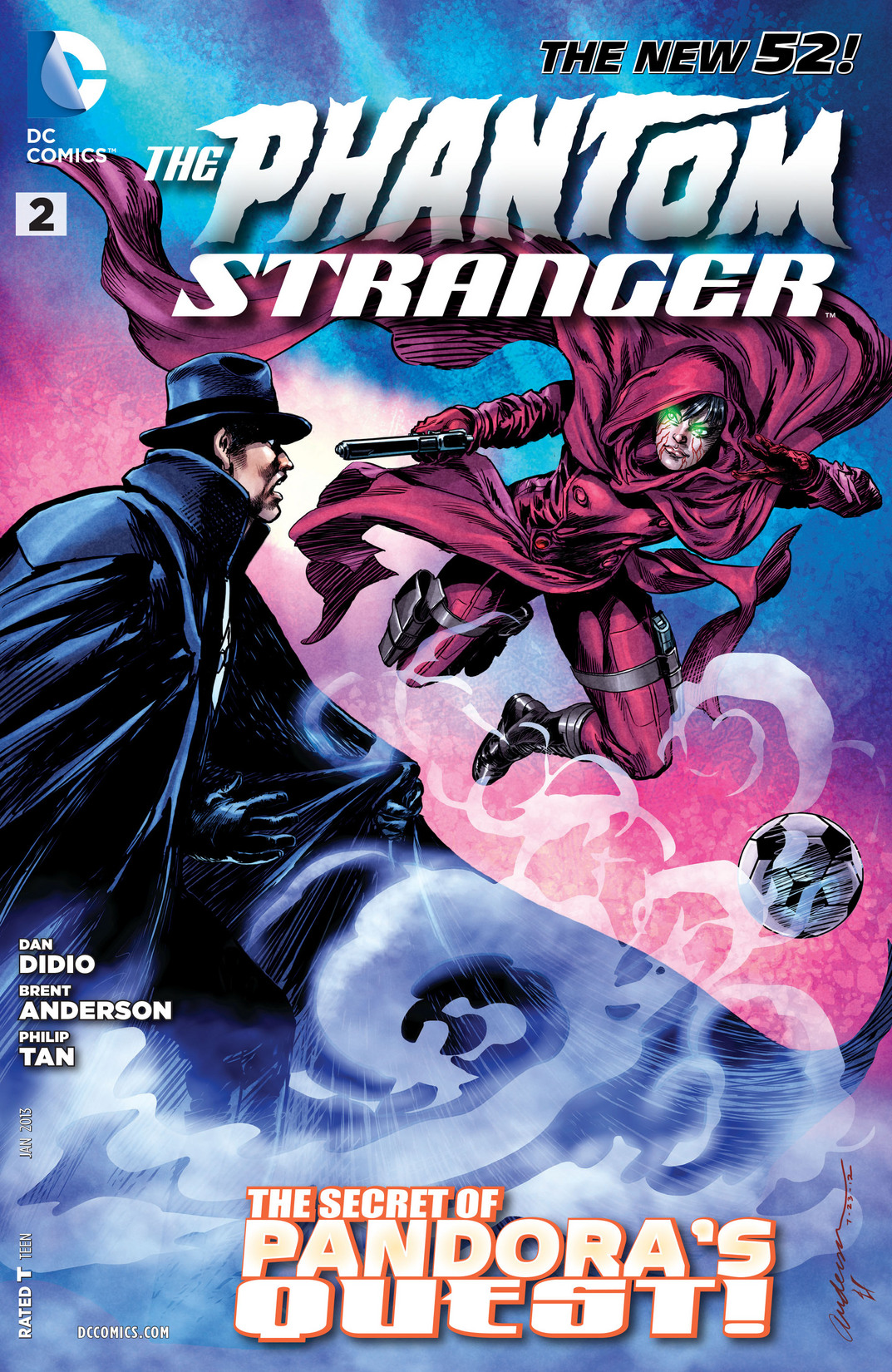 The Phantom Stranger Vol 4 2