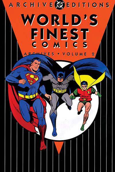 World's Finest Comics Archives Vol 2 (Collected)