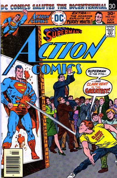 Action Comics Vol 1 461