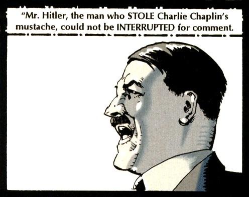 Adolf Hitler (Dark Allegiances)