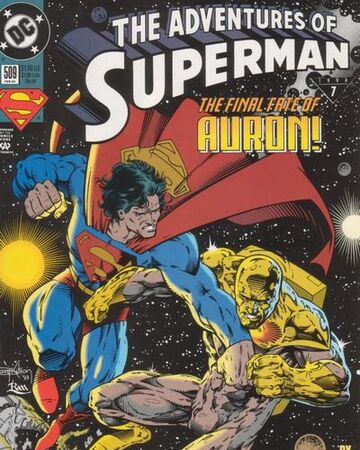 Adventures of Superman Vol 1 509.jpg