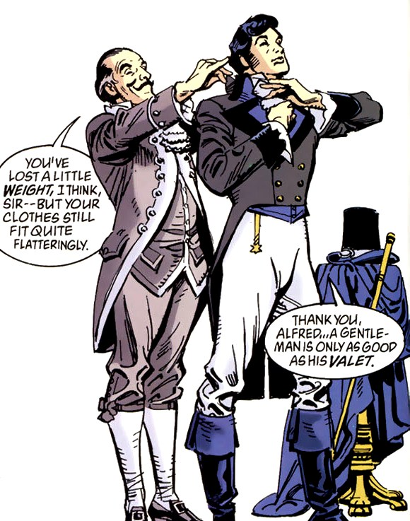 Alfred Pennyworth (Reign of Terror)