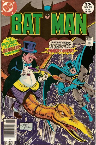 Batman Vol 1 287