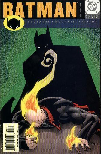 Batman Vol 1 602