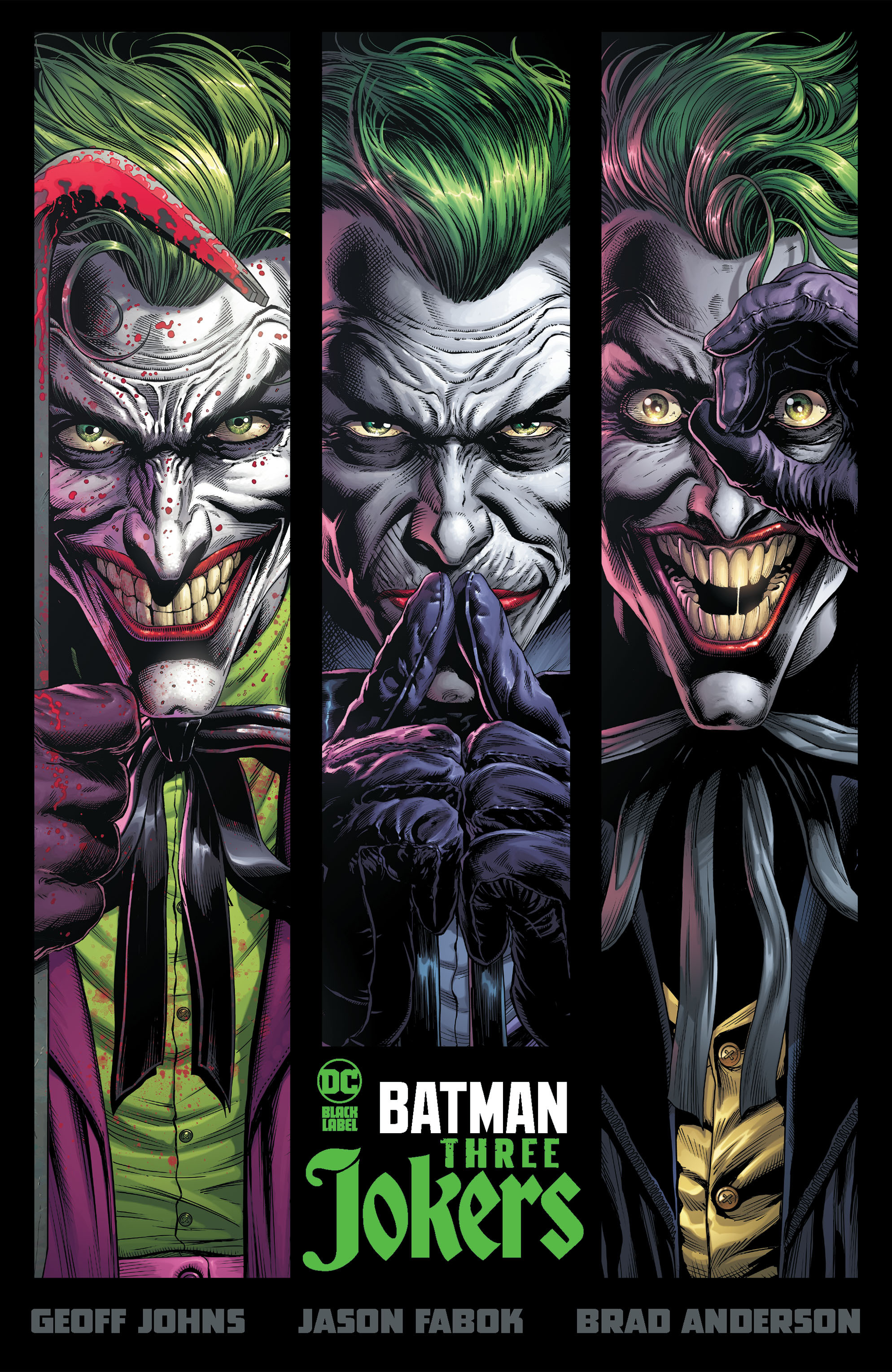 Batman: Three Jokers (Collected)