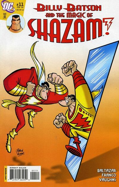 Billy Batson and the Magic of Shazam! Vol 1 11