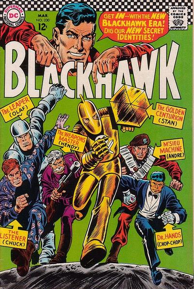Blackhawk Vol 1 230