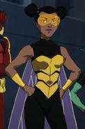 Bumblebee (DC Animated Movie Universe) 002