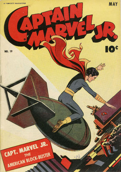 Captain Marvel, Jr. Vol 1 19