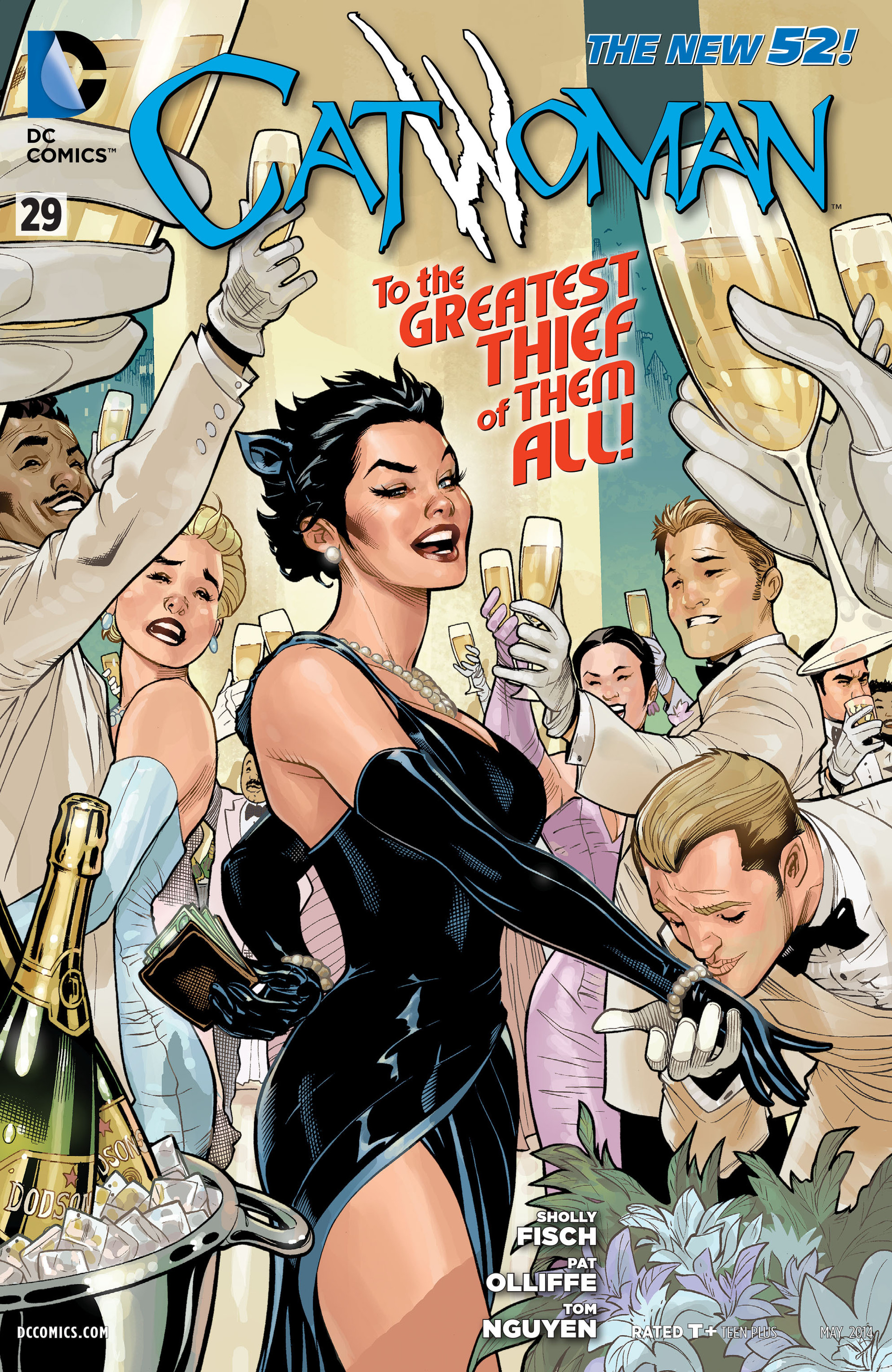 Catwoman Vol 4 29