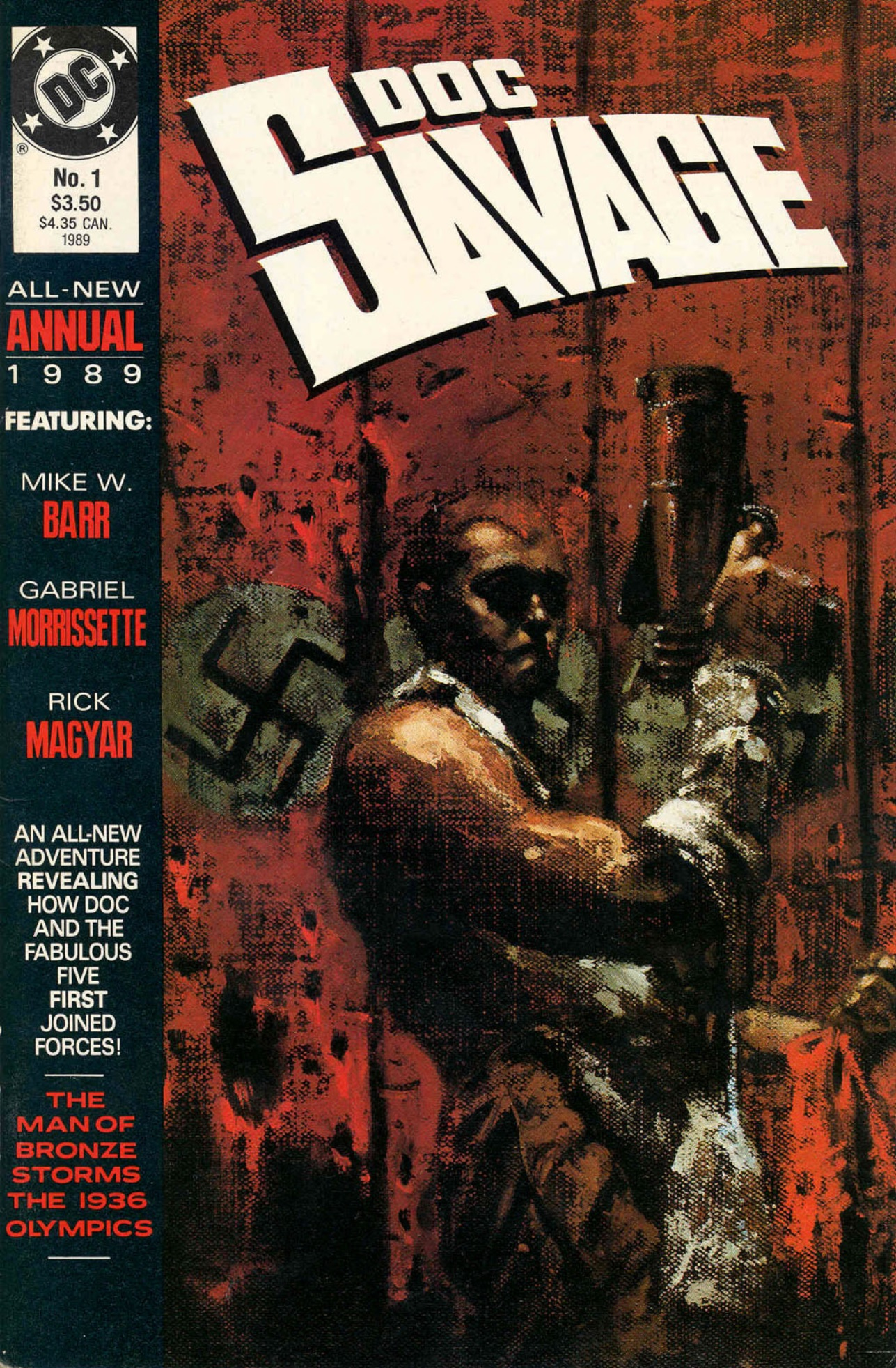Doc Savage Annual Vol 2 1