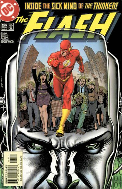 The Flash Vol 2 185