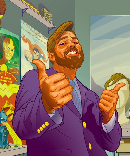 Funky Flashman (New Earth)