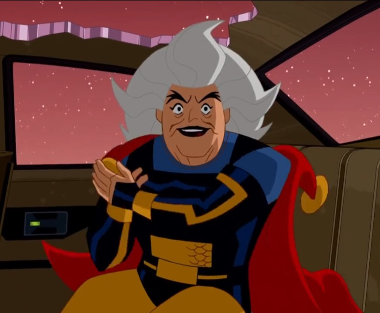 Granny Goodness (Justice League Action)