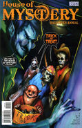 House of Mystery Halloween Annual Vol 1 2