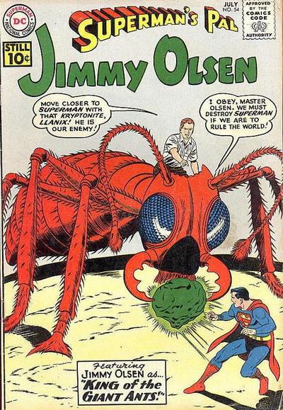 Superman's Pal, Jimmy Olsen Vol 1 54