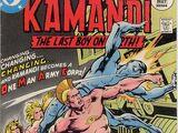 Kamandi Vol 1 50