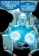 Kryptonite Man Blue Prime Earth 001