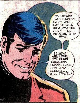 Lawrence Lance (Earth-One)