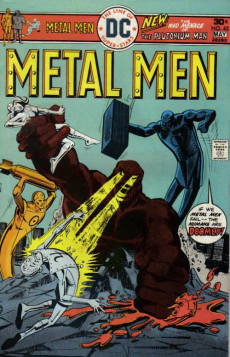 Metal Men Vol 1 45