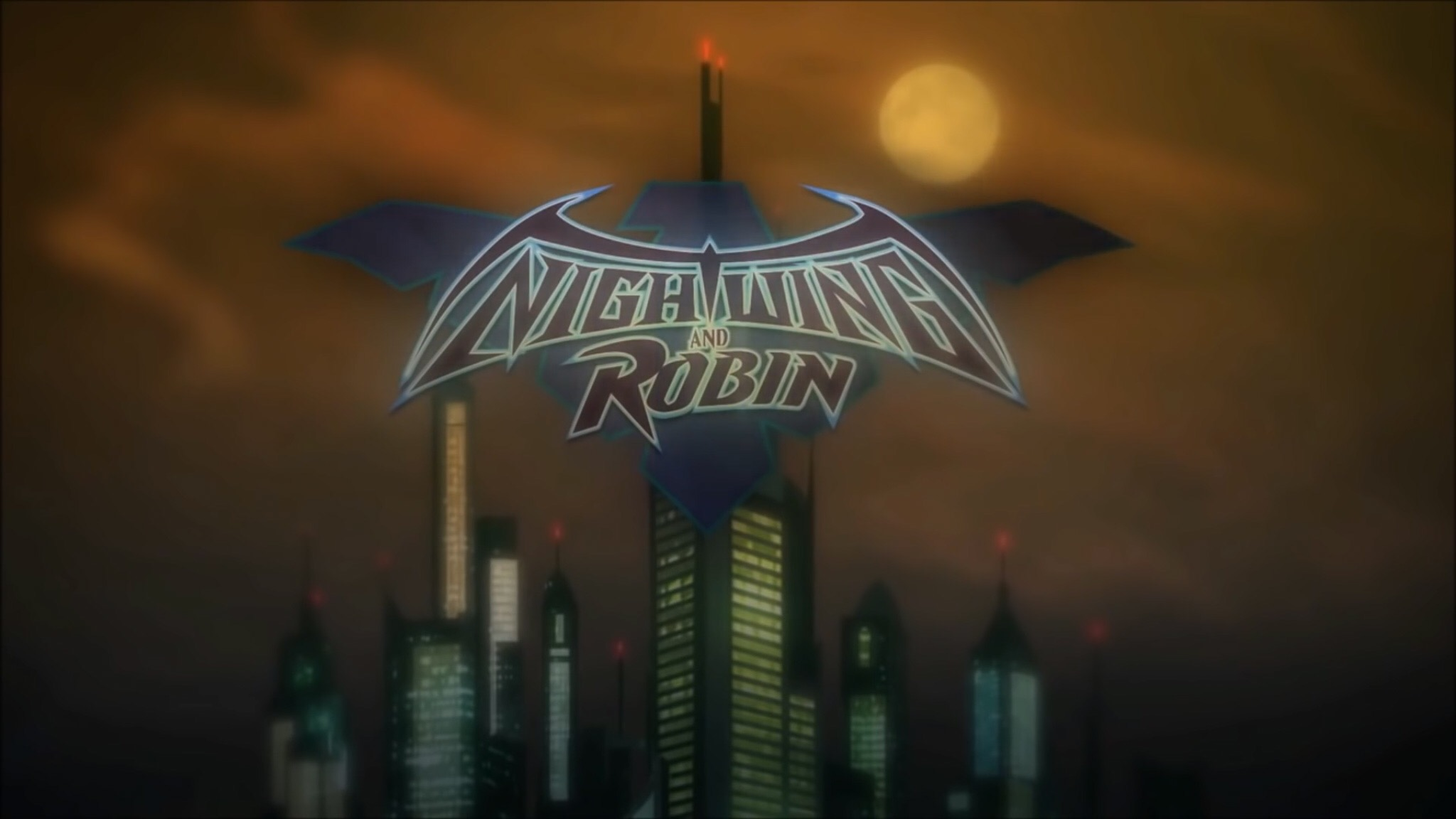 Nightwing and Robin (Short)