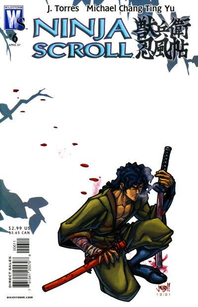 Ninja Scroll Vol 1 6