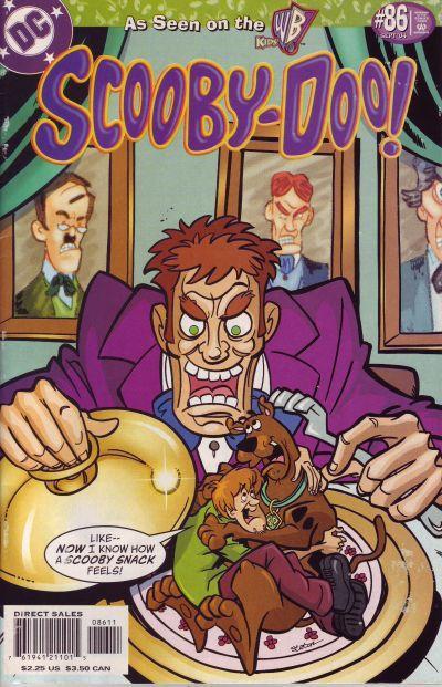 Scooby-Doo Vol 1 86