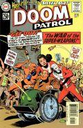 Silver Age Doom Patrol Vol 1 1 001