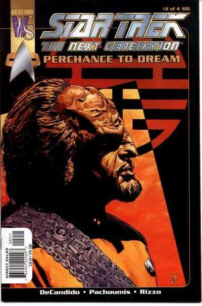 Star Trek: The Next Generation: Perchance to Dream Vol 1 2