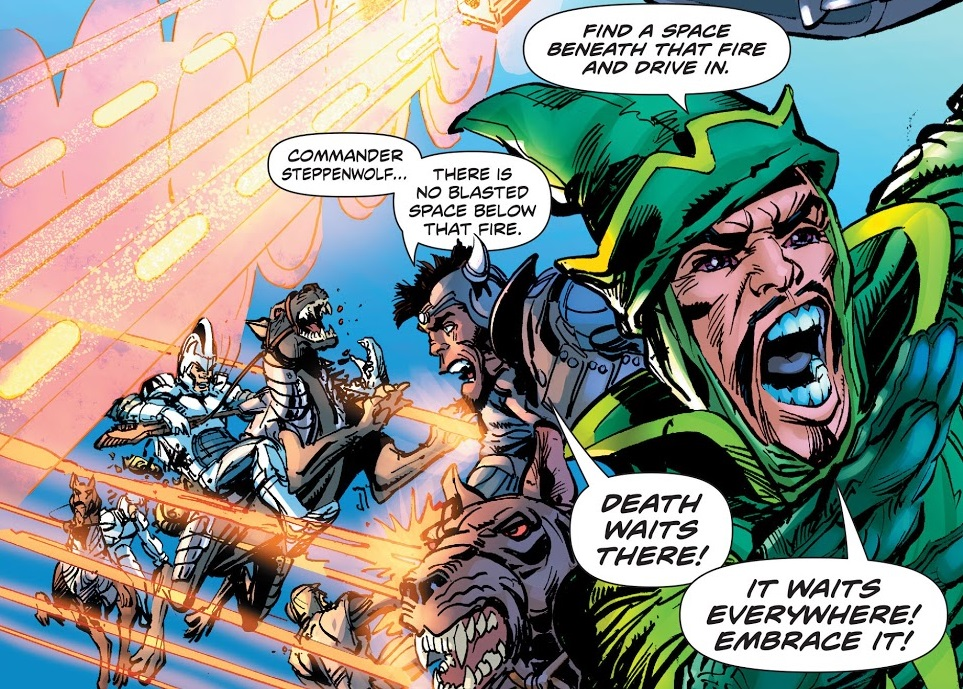 Steppenwolf (The Coming of the Supermen)