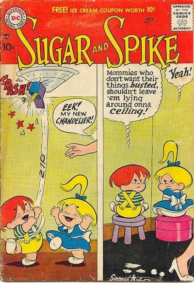 Sugar and Spike Vol 1 11