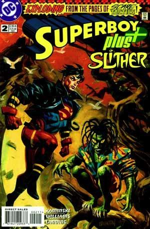 Superboy Plus Slither Vol 1 1