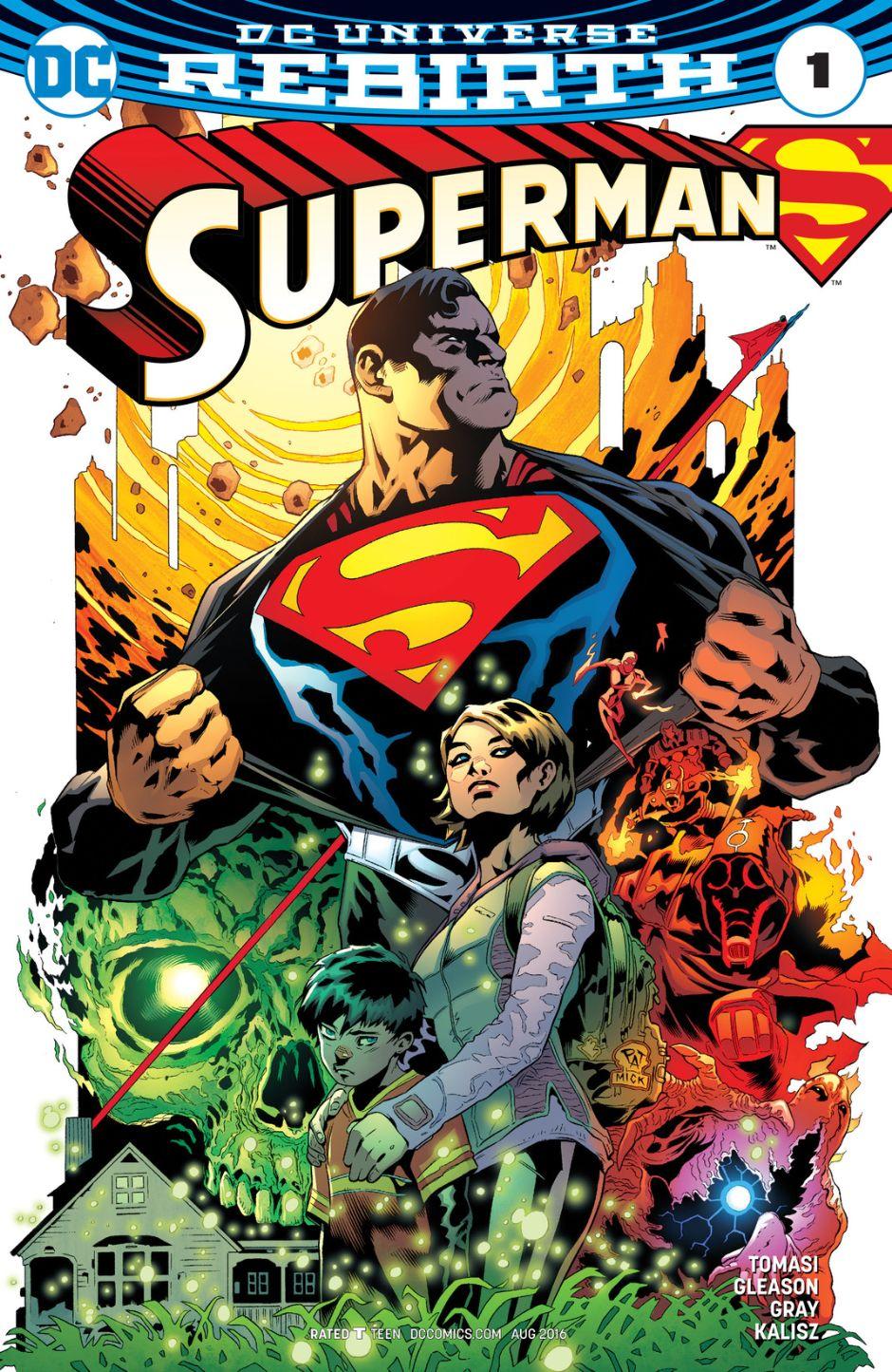 Superman Vol 4