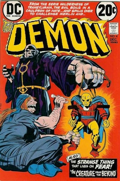 The Demon Vol 1 4